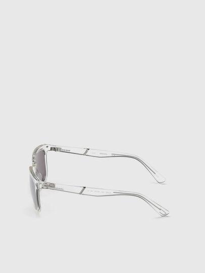 Diesel - DL0262, Blanco - Gafas de sol - Image 3