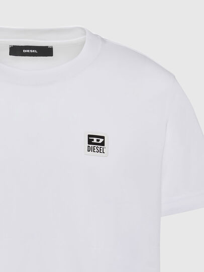 Diesel - T-DIEGOS-K30, Blanco - Camisetas - Image 3
