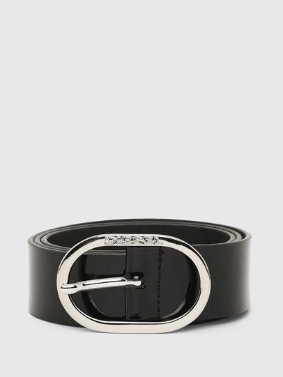 Diesel - B-ELLY, Negro - Cinturones - Image 1