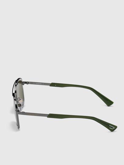 Diesel - DL0320, Verde - Gafas de sol - Image 3