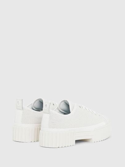 Diesel - S-MERLEY LC, Blanco - Sneakers - Image 3