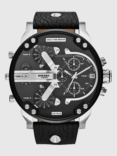 Diesel - DZ7313 MR. DADDY 2.0, Negro - Relojes - Image 1