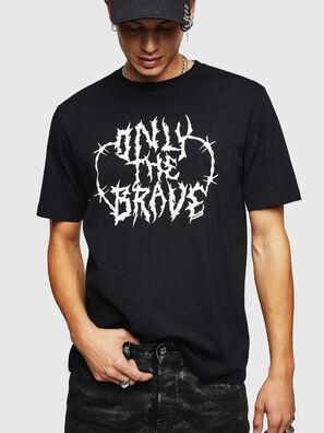 T-JUST-B23, Negro - Camisetas