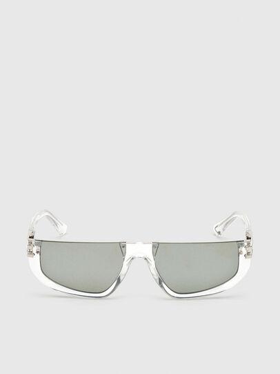 Diesel - DL0315, Blanco - Gafas de sol - Image 1