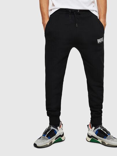 Diesel - P-TARY-LOGO, Negro - Pantalones - Image 1