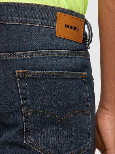 Diesel - D-Luster 009EM, Azul Oscuro - Vaqueros - Image 3