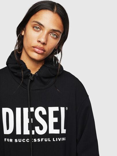 Diesel - D-ILSE-T, Negro - Vestidos - Image 3