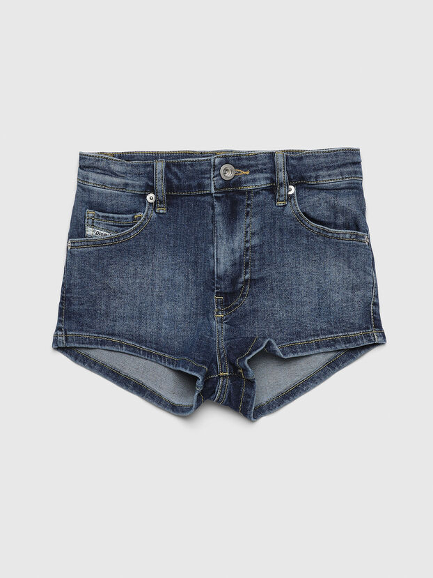 PGINGHER, Azul Oscuro - Shorts