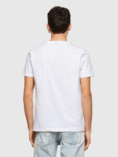 Diesel - T-DIEGOS-K45, Blanco - Camisetas - Image 2