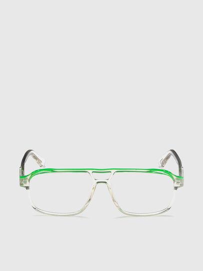 Diesel - DL5309, Verde - Gafas de vista - Image 1