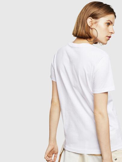 Diesel - T-SILY-WR, Blanco - Camisetas - Image 2