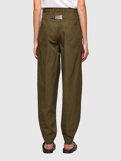 Diesel - P-JO-A, Verde Militar - Pantalones - Image 2
