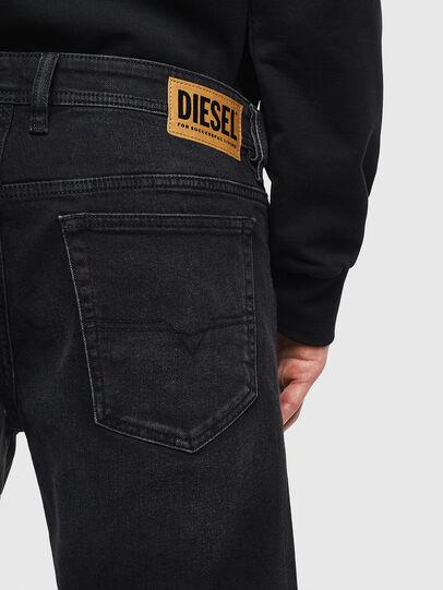Diesel - THOSHORT, Negro - Shorts - Image 5