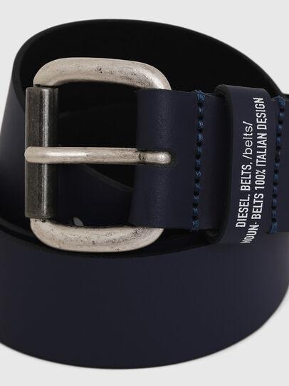 Diesel - B-NOVO, Azul - Cinturones - Image 2