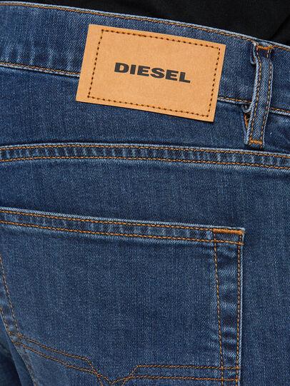 Diesel - D-Luster 009DG, Azul medio - Vaqueros - Image 4