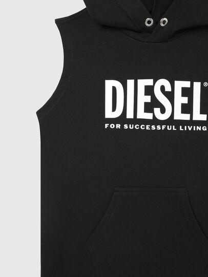 Diesel - DILSET SM, Negro - Vestidos - Image 3