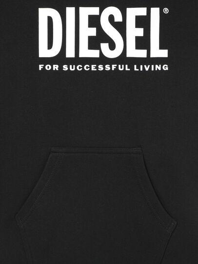 Diesel - DILSET SM, Negro - Vestidos - Image 4
