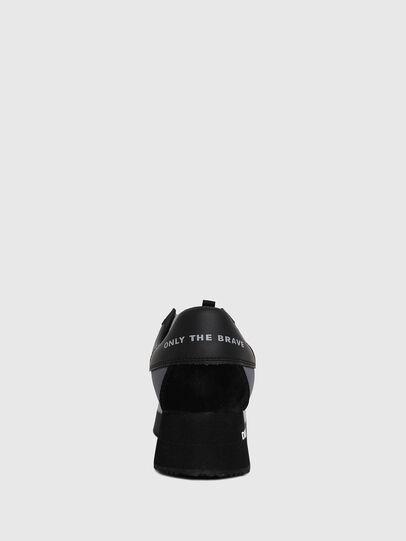 Diesel - S-PYAVE WEDGE, Azul/Negro - Sneakers - Image 4