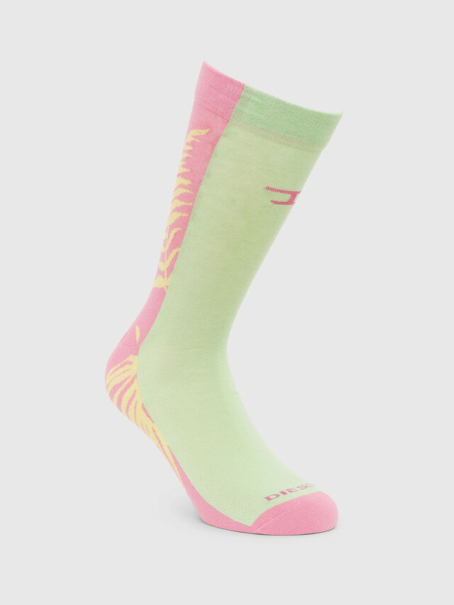 Diesel - SKM-RAY, Rosa - Calcetines - Image 1