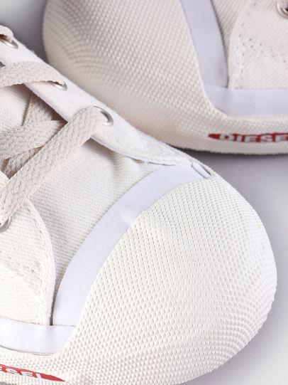 Diesel - EXPOSURE LOW, Blanco Roto - Sneakers - Image 4