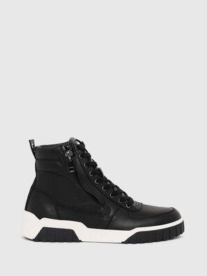 S-RUA MID, Negro - Sneakers