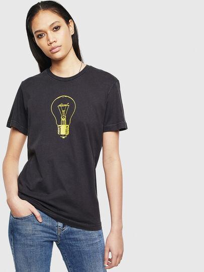 Diesel - T-DIEGO-S9, Negro - Camisetas - Image 2