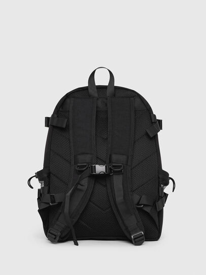 Diesel - F- URBHANITY BACK, Negro - Mochilas - Image 2