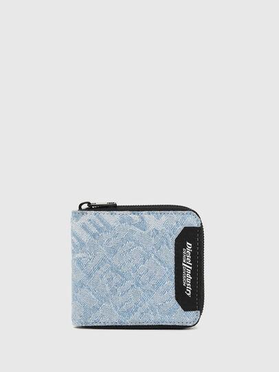 Diesel - ZIPPY HIRESH S, Blue Jeans - Carteras Con Cremallera - Image 1