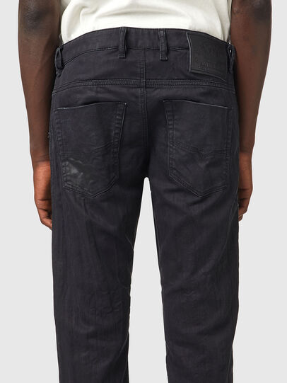Diesel - Krooley JoggJeans® 069WW, Negro/Gris oscuro - Vaqueros - Image 4