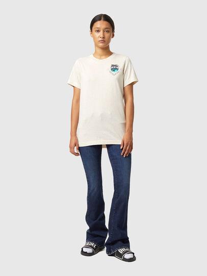 Diesel - T-LILLY-B1, Blanco - Camisetas - Image 4