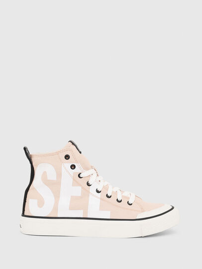 Diesel - S-ASTICO MC W, Rosa/Blanco - Sneakers - Image 1