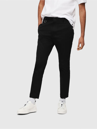 Diesel - P-MAD-ICHIRO, Negro - Pantalones - Image 1
