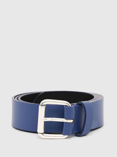 Diesel - B-COPY, Azul - Cinturones - Image 1