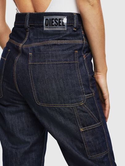 Diesel - CC-D-FRANK, Azul Oscuro - Pantalones - Image 2