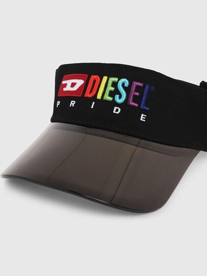 Diesel - VISOR-MAX, Negro - Accesorios - Image 3