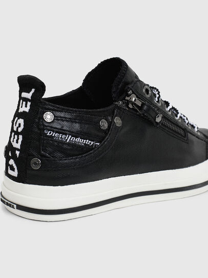 Diesel - EXPO-ZIP LOW W, Negro - Sneakers - Image 4