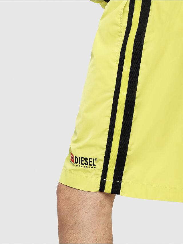 Diesel - P-BOXIE, Amarillo Fluo - Shorts - Image 3