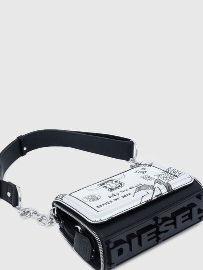 Diesel - CL - YBYS S CNY, Plata - Bolso cruzados - Image 7