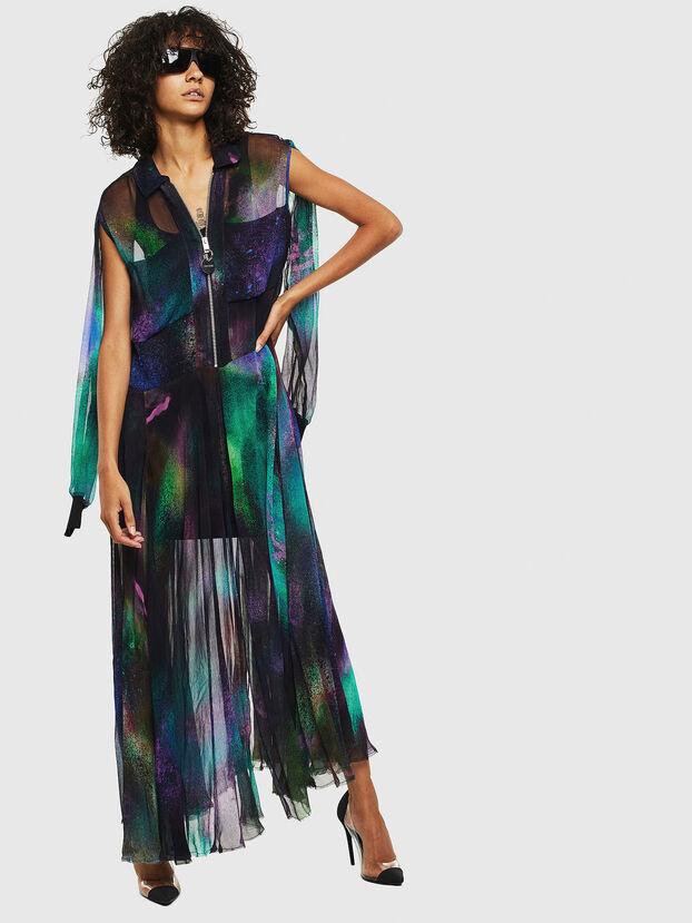 D-RAH-A, Multicolor - Vestidos