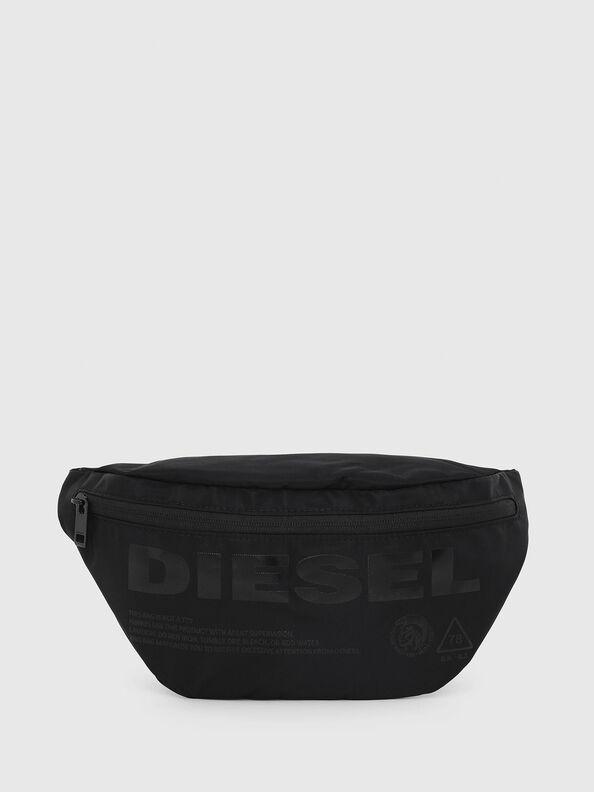 F-SUSE BELT, Negro - Bolsas con cinturón