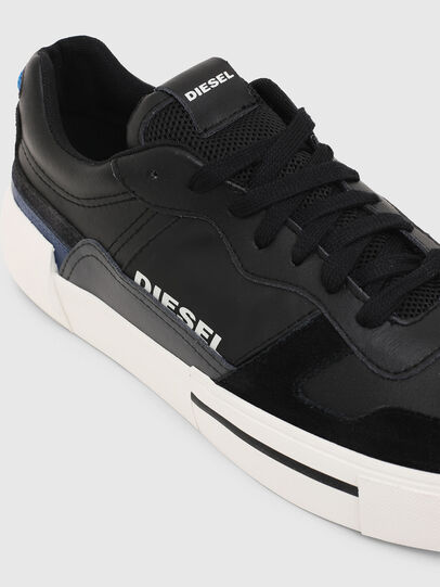 Diesel - S-DESE MG LOW, Negro - Sneakers - Image 4
