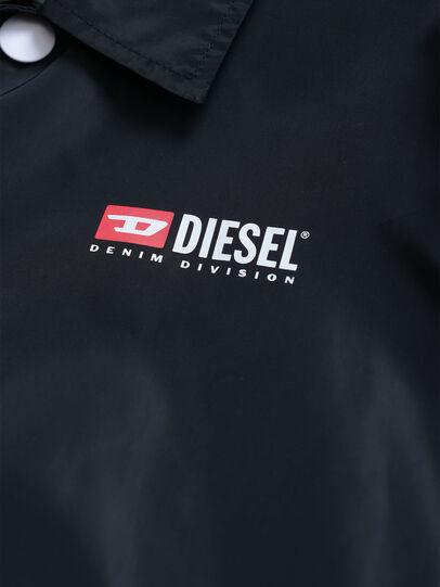 Diesel - JROMANP, Negro - Chaquetas - Image 3