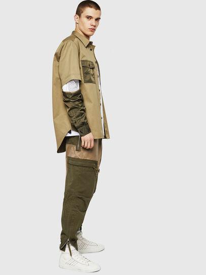 Diesel - S-KOSOV, Verde Militar - Camisas - Image 5