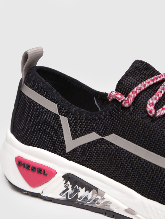 Diesel - S-KBY, Negro - Sneakers - Image 4