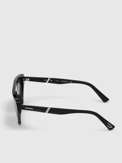 Diesel - DL0322, Negro - Gafas de sol - Image 3