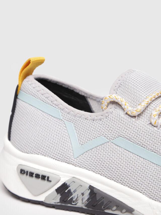 Diesel - S-KBY, Gris Vapores - Sneakers - Image 4