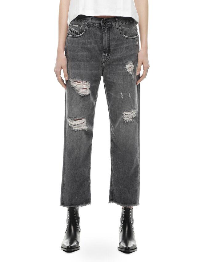 Diesel - TYPE-1815-RE, Grey Jeans - Vaqueros - Image 1