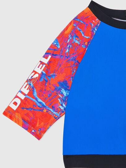 Diesel - BFB-CROPPYDOO, Azul/Naranja - Out of water - Image 3