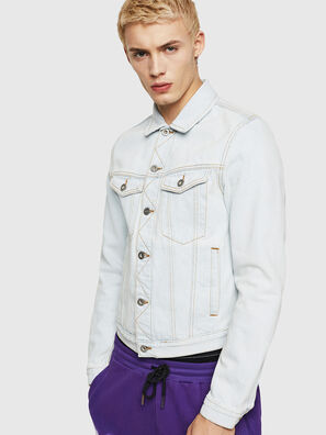 D-GALY-F, Blue Jeans - Chaquetas de denim
