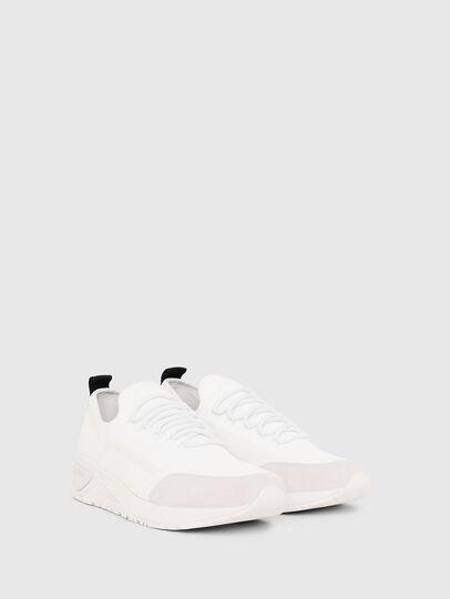 Diesel - S-KBY STRIPE, Blanco - Sneakers - Image 2